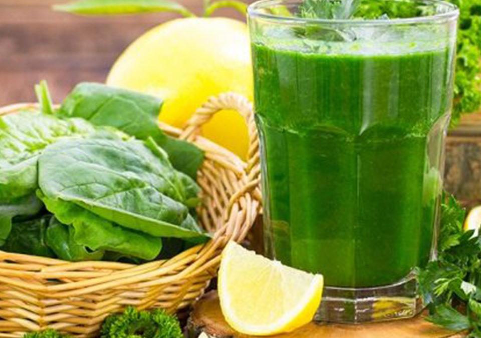 Zielona Dieta oczyszczająca na wiosnę