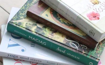 Książki inspirujące do lepszego życia