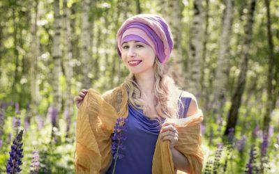 Dlaczego używamy turbanu w jodze kundalini?